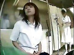 Japan medical examination