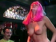 Constricted wet crack Mia Smiles has wild threesome after party
