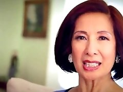 64 year old Mother I'd Like To Fuck Kim Anh talks about Anal Sex