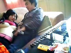Asian unsecured web camera hacked 73