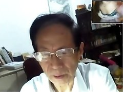 Chinese Dad Web Camera