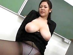 Yuki Sakurai - Hot Japanese Teacher