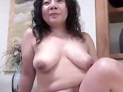 Japanese unsightly BIG BEAUTIFUL WOMAN Mature Creampie Junko fuse 46years