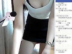 Korean gal super cute and perfect body demonstrate Webcam Vol.01