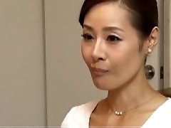 Chinese Mother Bangs Taboo Cock