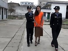 chinese female at jail part3