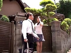 Amazing Japanese chick Risa Murakami in Crazy small tits, oldie JAV scene