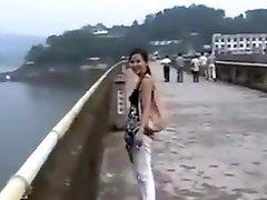 Fabulous homemade First-timer, DP sex video