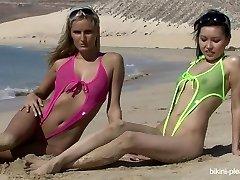 Agnes B[Agnes Mirai] - Bikini Fun[Agnes & Neilla]