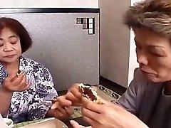 Japanese Grandmas #16