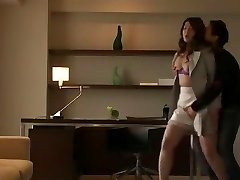 Incredible Japanese model Mari Hosokawa in Finest Stockings, Fetish JAV clip