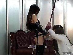 Japanese Female Dominance Emiru BDSM Strapon Fucking
