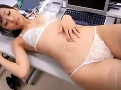 softcore asian secretary lingerie tights tease