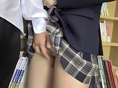 Incredible Japanese model in Fabulous HD, Upskirt JAV vid
