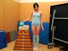 Asian Legal Age Teenager cameltoe Pure non - in nature's garb