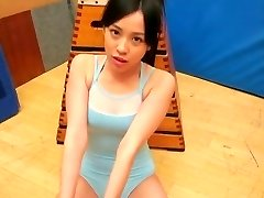 Oriental Teen cameltoe Pure non - undressed