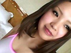 Japanese unrepining beauty. Amateur25