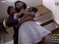 cheating wife drilled with husband boss 6