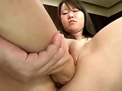 Asian Japanese Snatch Fisting