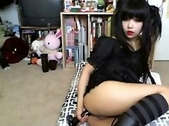 Gothic anal play
