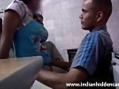 sumptuous hot desi first-timer gf secretly in workplace