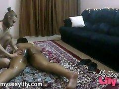 印度铁杆性视频的业余热莉莉