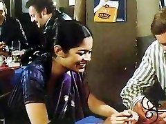 印度女孩在80年代德国色情电影