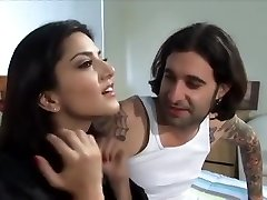 sunny leone drilled by her husband