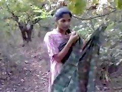 Desi Female Fucked Outdoors