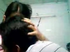 Indian Bengali College Girl First Time Sex With Boyfriend-On Web Cam
