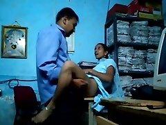 Tamil Office Staff Fuck-fest