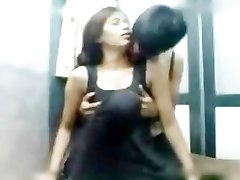 Indian college gal first time fuck