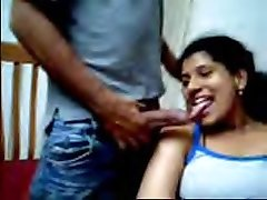 Desi couple loves flashing on cam
