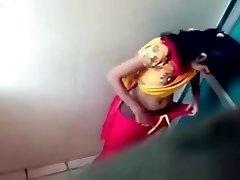 Indian public toilet flicks