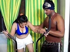 Bhabhi Romance With Gym Trainer