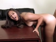 When Nubiles Are Bad l Cute East Indian Desi Teen Blowjob during Casting