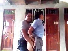 Indian collegegirl tamanna got screwed like Horse