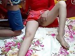 Indian girl sex her beau