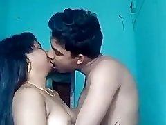 印度Hasband和妻子生活