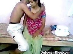 Indian duo hardcore fucked