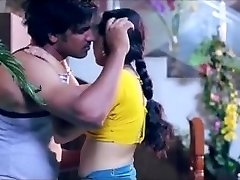 Hot figure Mamatha enjoy with slurping boyfriend