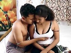 Bengali 18+ Short Film - Beau Calling Girlfriend in Motel for Romance