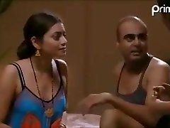 Indian mummy and dad and sister fuck