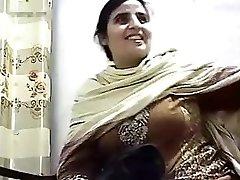 Pakishtani milf sex with Supermarket Owner