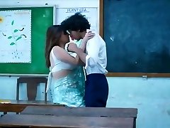 Indian Teacher Extra Class for Naughty College Girl