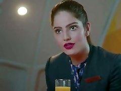 Indian desi Air  Hostess girl hump whth passenger