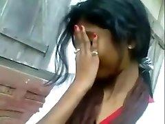 Desi Indian Girl Blowjob Her Bf Outdoor