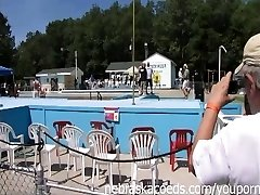 Nudes a Poppin Fest in Roselawn Indiana Summer 2012