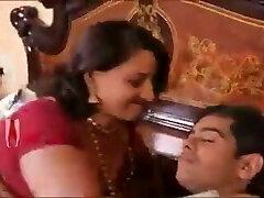 Desi mischievous unsatisfied wife fucked hardcore