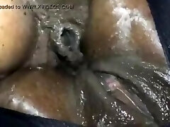 Two wet pussies